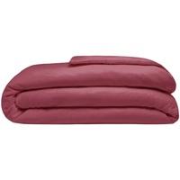 Home Bettbezug Belledorm Superking Rot