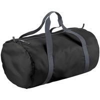 Taschen Kinder Umhängetaschen Bagbase BG150 Schwarz/Graphit