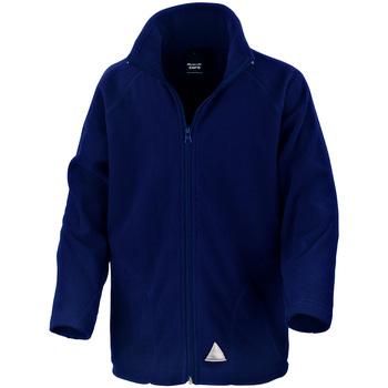 Kleidung Kinder Fleecepullover Result RS114B Königsblau