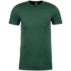 Kleidung T-Shirts Next Level NX6410 Tannengrün meliert