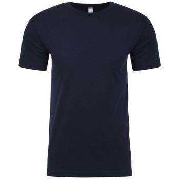 Kleidung T-Shirts Next Level NX6410 Dunkelblau