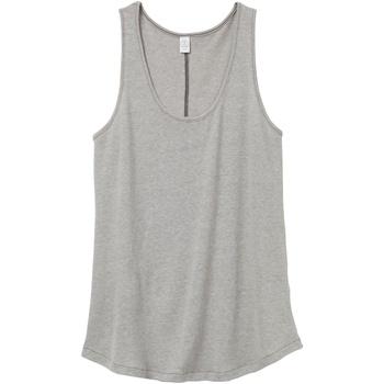 Kleidung Damen Tops Alternative Apparel AT012 Rauchgrau