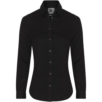 Kleidung Damen Hemden Awdis SD045 Schwarz