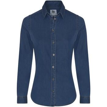Kleidung Damen Hemden Awdis SD045 Dunkelblau