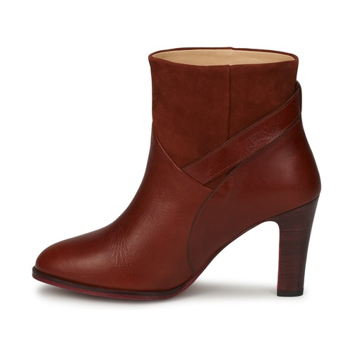 MySuelly CLAUDE Low Braun  Schuhe Low CLAUDE Boots Damen 179,50 6315e8