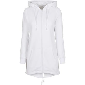 Kleidung Damen Sweatshirts Build Your Brand BY148 Weiß