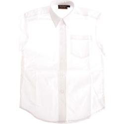 Kleidung Jungen T-Shirts & Poloshirts Universal Textiles  Weiß