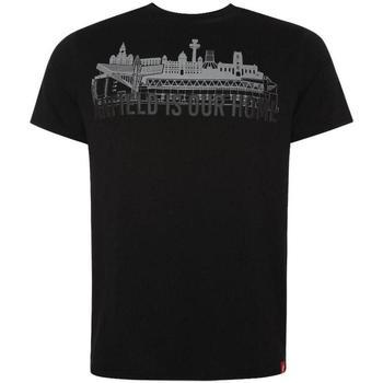 Kleidung Herren T-Shirts Liverpool Fc  Schwarz