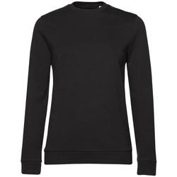 Kleidung Damen Sweatshirts B&c WW02W Schwarz