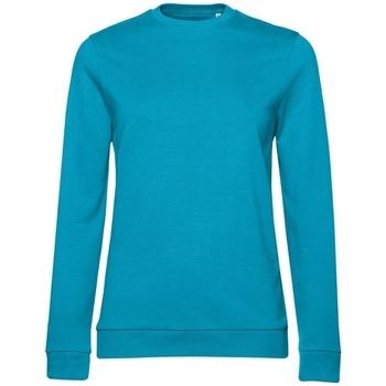 Kleidung Damen Sweatshirts B&c WW02W Bermuda-Blau