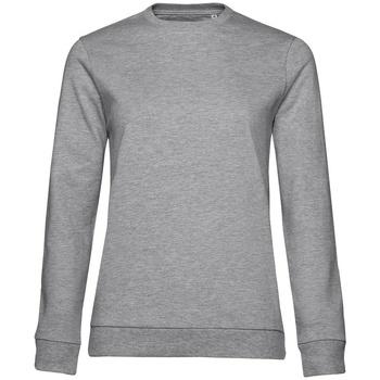 Kleidung Damen Sweatshirts B&c WW02W Grau meliert
