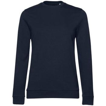 Kleidung Damen Sweatshirts B&c WW02W Marineblau