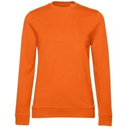 Kleidung Damen Sweatshirts B&c WW02W Orange