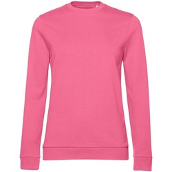 Kleidung Damen Sweatshirts B&c WW02W Pink