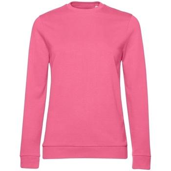 Kleidung Damen Sweatshirts B&c WW02W Helles Pink