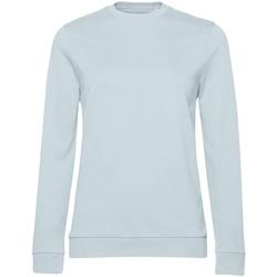 Kleidung Damen Sweatshirts B&c WW02W Himmelblau