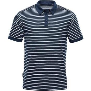 Kleidung Herren Polohemden Stormtech TGP-1 Marineblau/Weiß