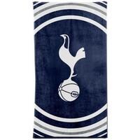 Home Handtuch und Waschlappen Tottenham Hotspur Fc Taille Unique Blau