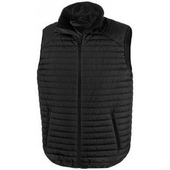 Kleidung Jacken Result R239X Schwarz/Schwarz