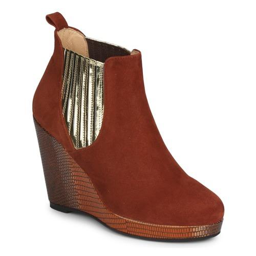 MySuelly LEON Goldfarben  Schuhe Low Boots Damen 197,50