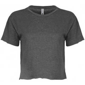 Kleidung Damen T-Shirts Next Level NX5080 Anthrazit