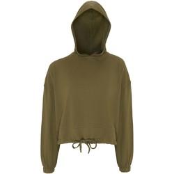Kleidung Damen Sweatshirts Tridri TR085 Olivengrün
