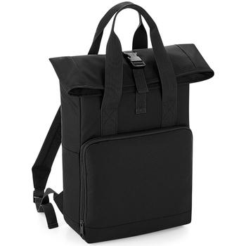 Taschen Rucksäcke Bagbase BG118 Schwarz