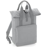Taschen Rucksäcke Bagbase BG118 Hellgrau