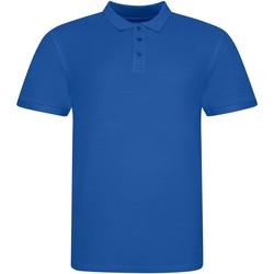 Kleidung Polohemden Awdis JP100 Königsblau