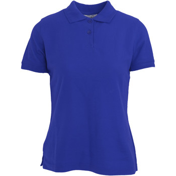 Kleidung Damen Polohemden Absolute Apparel  Königsblau
