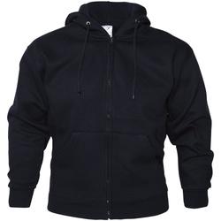 Kleidung Herren Sweatshirts Absolute Apparel  Marineblau