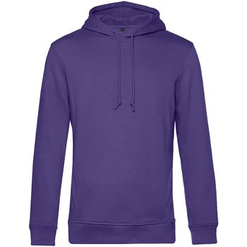 Kleidung Herren Sweatshirts B&c WU33B Violett