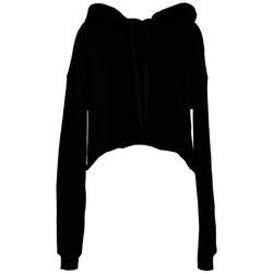 Kleidung Damen Sweatshirts Bella + Canvas BL7502 Schwarz