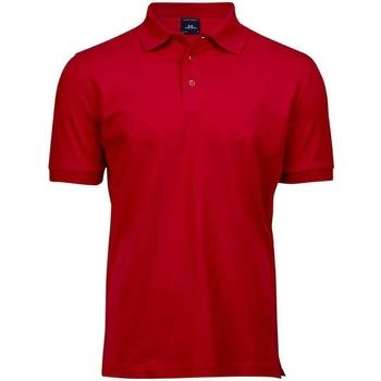 Kleidung Herren Polohemden Tee Jays T1405 Rot