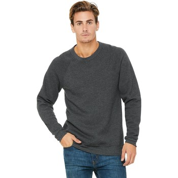 Kleidung Sweatshirts Bella + Canvas BE111 Grau