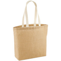 Taschen Damen Shopper / Einkaufstasche Westford Mill W458 Natur