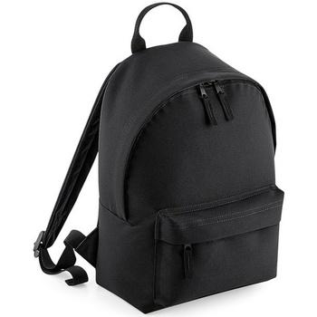 Taschen Rucksäcke Bagbase B125S Schwarz