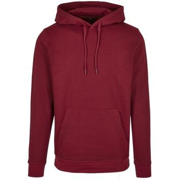 Kleidung Herren Sweatshirts Build Your Brand BB001 Burgunder