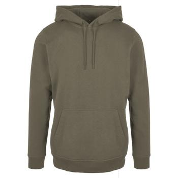 Kleidung Herren Sweatshirts Build Your Brand BB001 Olive