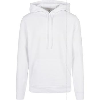Kleidung Herren Sweatshirts Build Your Brand BB001 Weiß