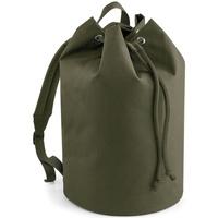 Taschen Sporttaschen Bagbase BG127 Militär Grün