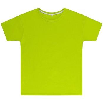 Kleidung Kinder T-Shirts Sg SGTEEK Limette