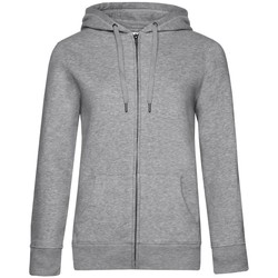 Kleidung Damen Sweatshirts B&c WW03Q Grau meliert