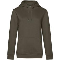 Kleidung Damen Sweatshirts B&c WW03Q Khakigrün