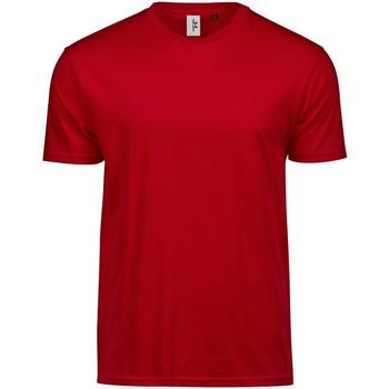 Kleidung Herren T-Shirts Tee Jays TJ1100 Rot