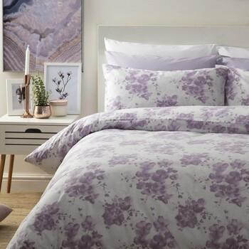 Home Bettbezug Belledorm Superking Pink