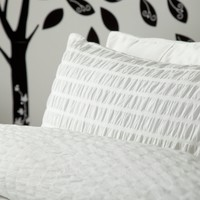 Home Bettbezug Belledorm Single Weiß