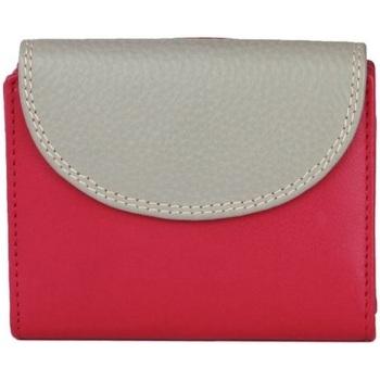 Taschen Damen Portemonnaie Eastern Counties Leather  Pink/Grau