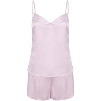Kleidung Damen Pyjamas/ Nachthemden Towel City TC057 Helles Pink