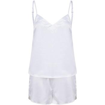 Kleidung Damen Pyjamas/ Nachthemden Towel City TC057 Weiß